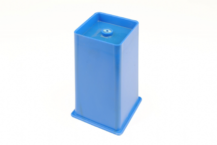 Candle Mould- plastic square